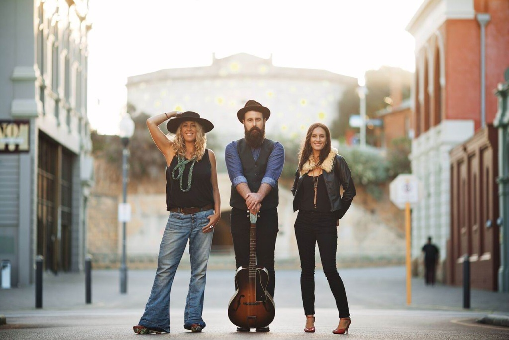 Perth band The Waifs are playing Fremantle Arts Centre on January 24.