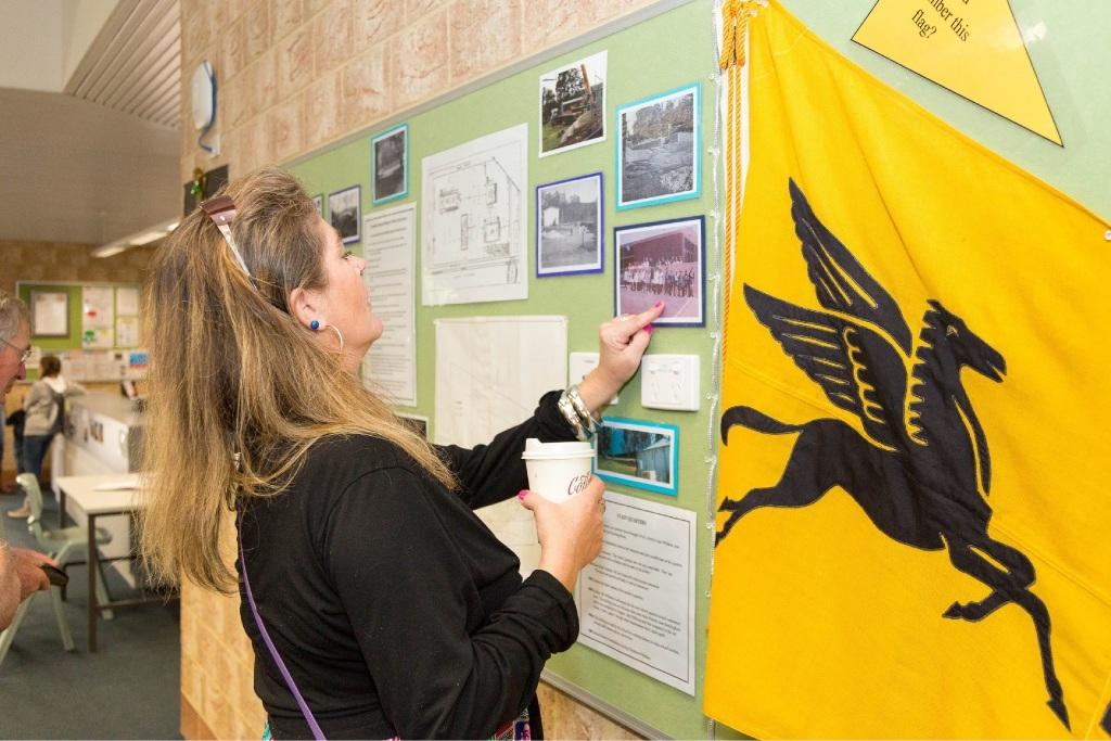 Pickering Brook Primary School 100th birthday celebration draws generations