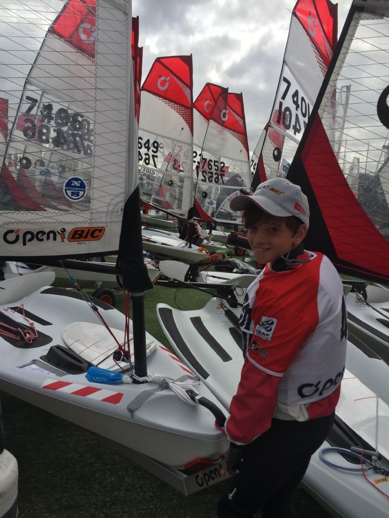 Greenwood brothers all set for sail at World Open Cup