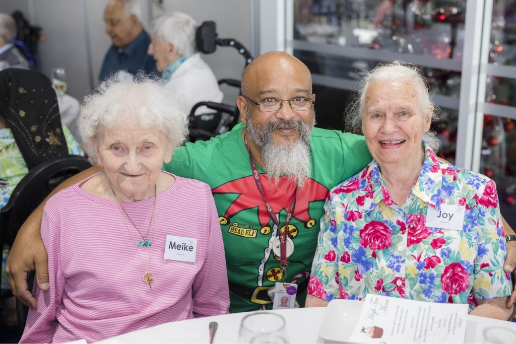 Festival fun for residents