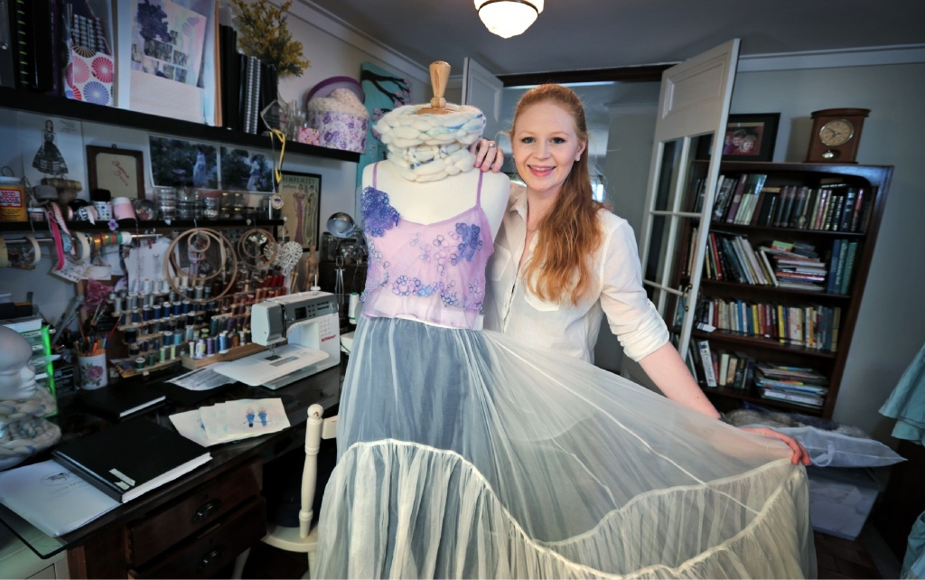 Designs on fashion career for Bassendean resident