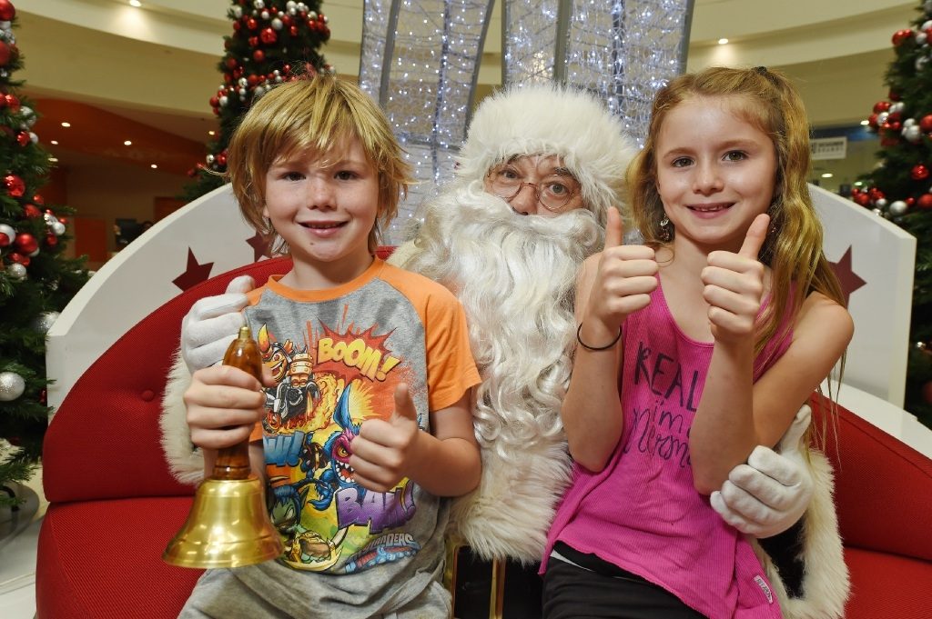 Christmas 2015 set to be a 'special one': Santa