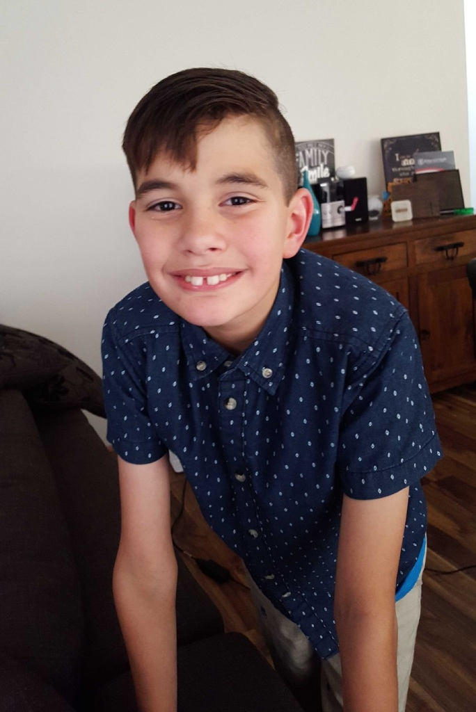 Nine-year-old Aveley boy Jack Anderson made an anti-bullying video.