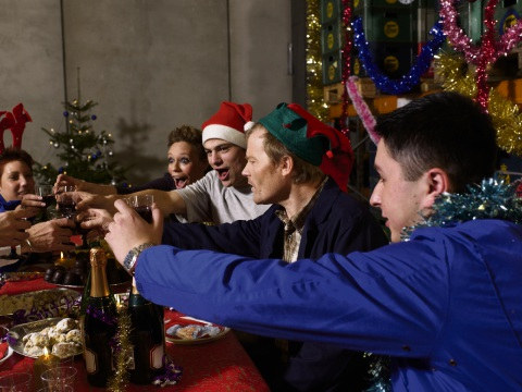 Top seven ways to indulge safely at Christmas