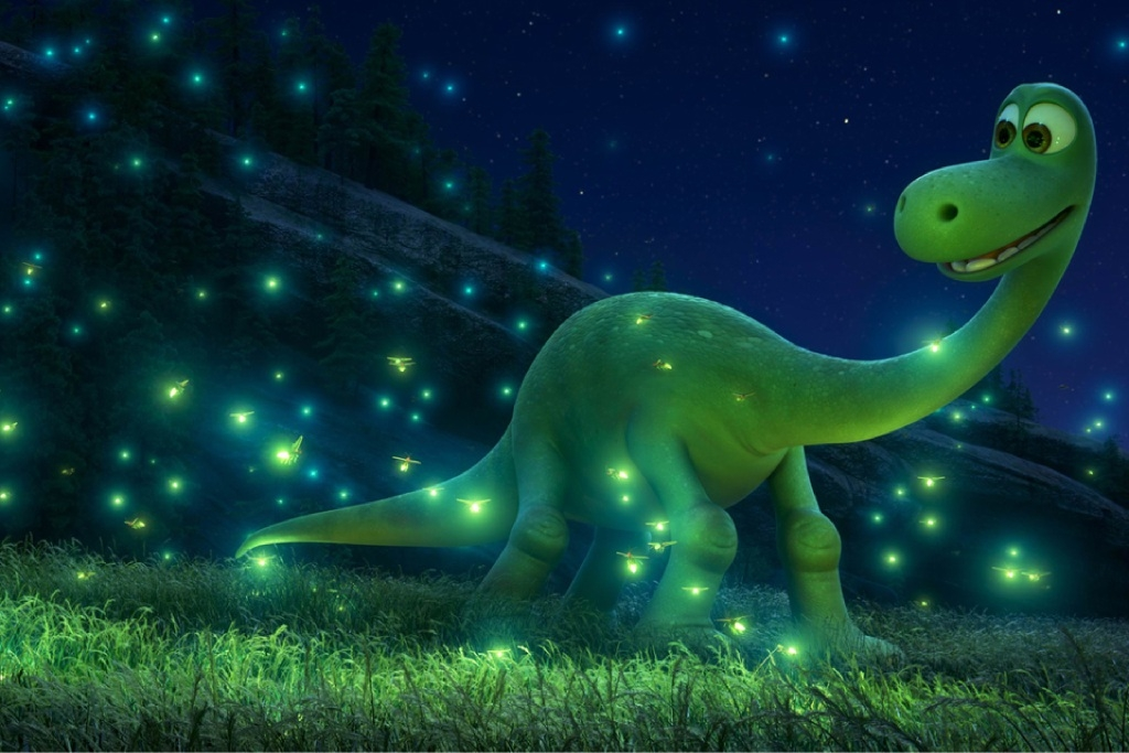 Arlo in The Good Dinosaur.