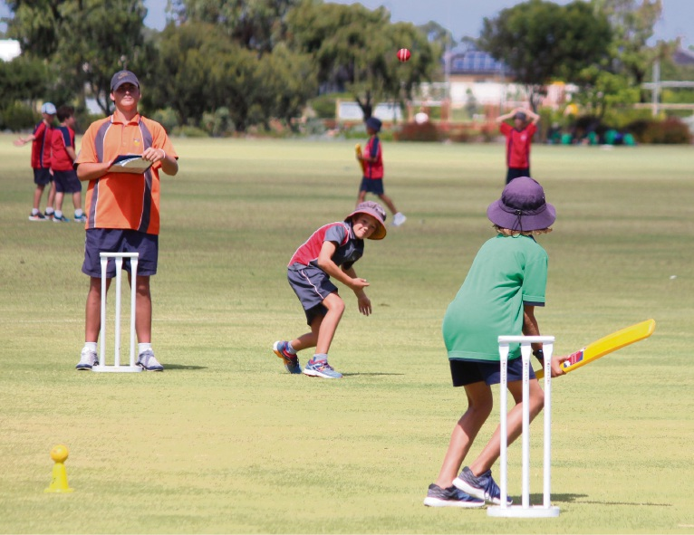 Baldivis Area School Sports Association summer carnival is all action