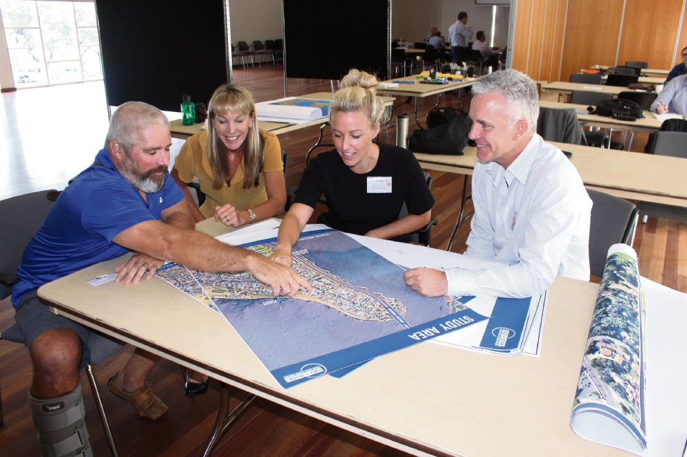 Planners, residents discuss South Perth Station precinct