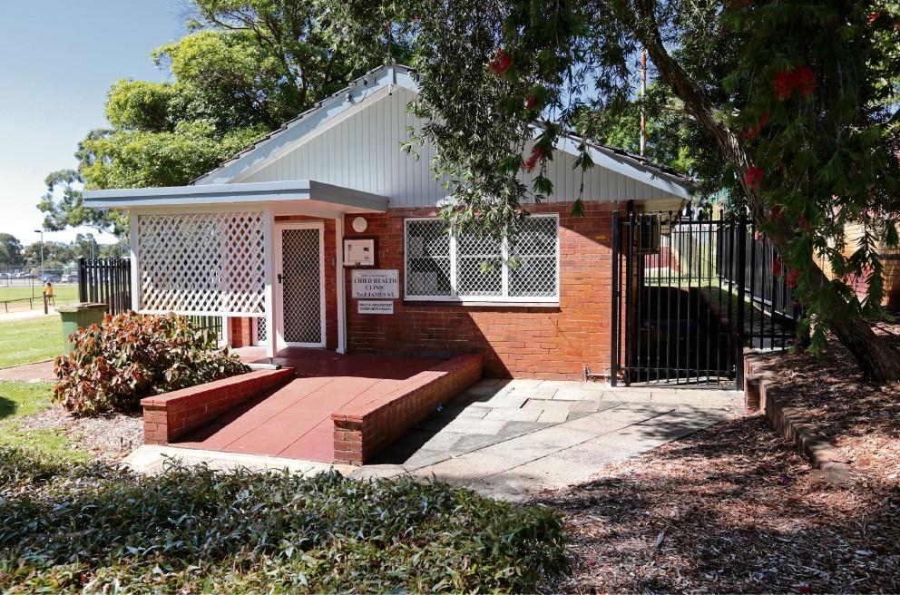 The Bassendean Child Health Care Centre.