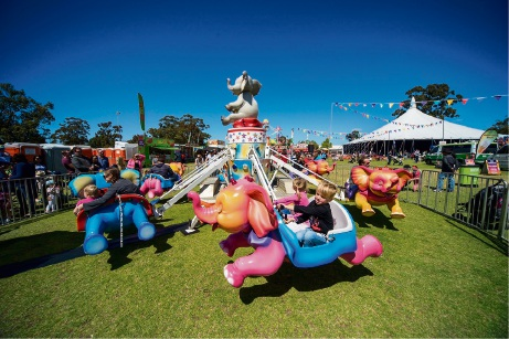 Kalamunda Show to debut new attractions and offer ticket discounts