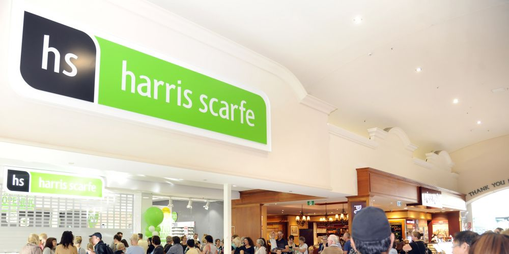Harris Scarfe placed in voluntary administration