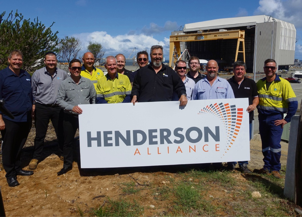 All hands on deck with Henderson Alliance.