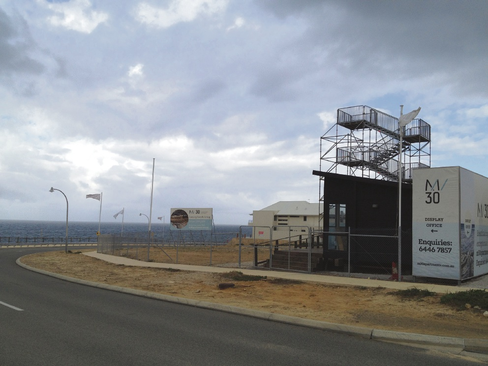Mindarie: modified apartment block plans to be considered by JDAP