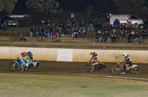 The King of Pinjar was the last meet for this season at Pinjar Park speedway. Pictures: Jon Gall