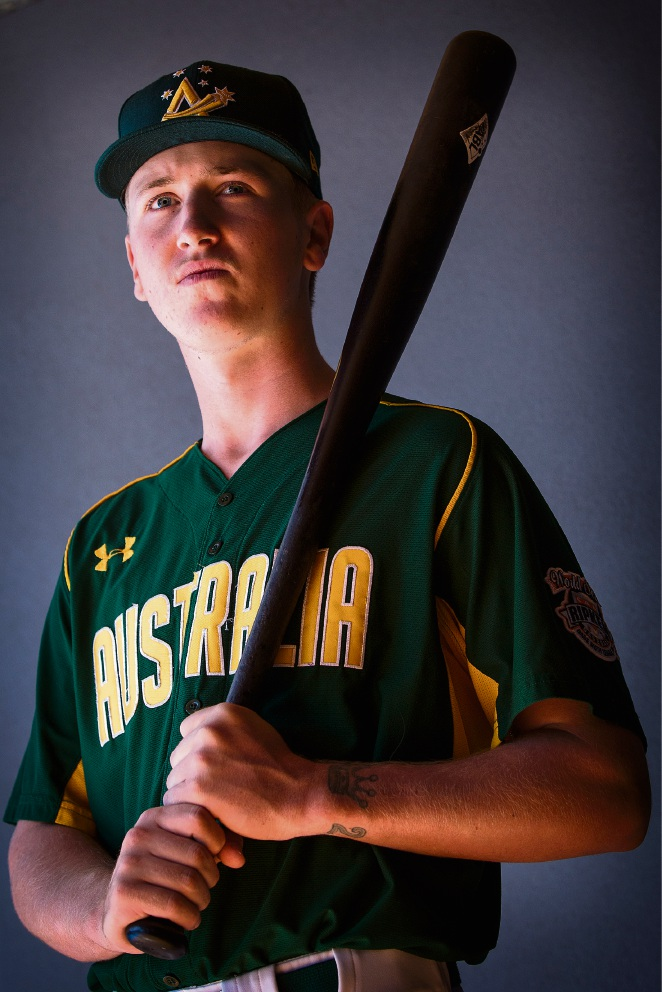 Jett Wright wants to play professionally in the US. Picture: Will Russell        www.communitypix.com.au   d467423