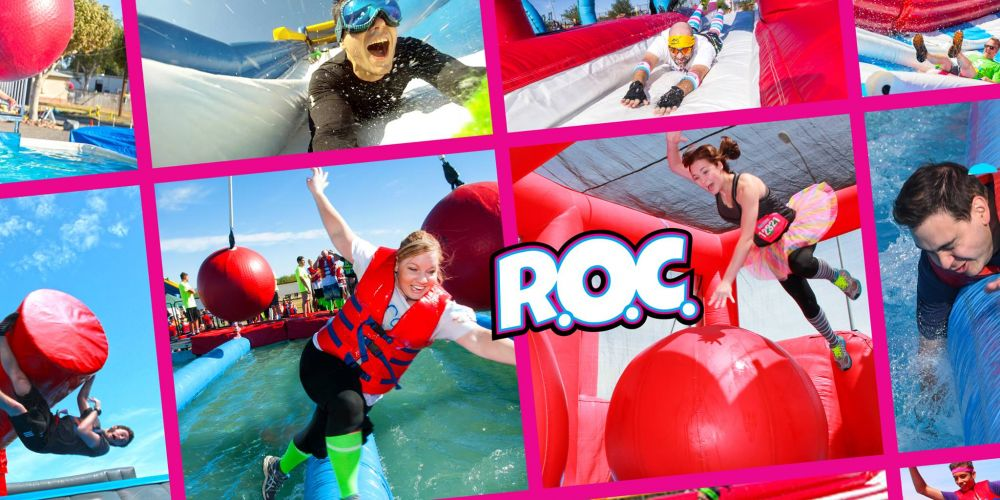 Ridiculous Obstacle Challenge on this Sunday at Gloucester Park