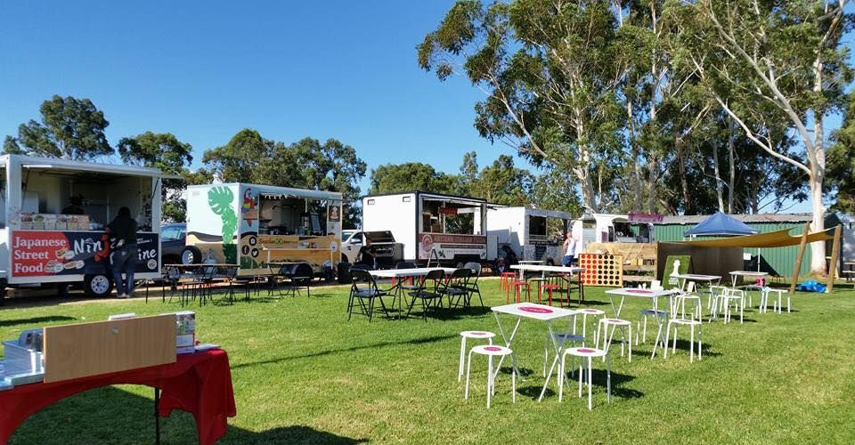 Food Trucks in the Valley on this weekend