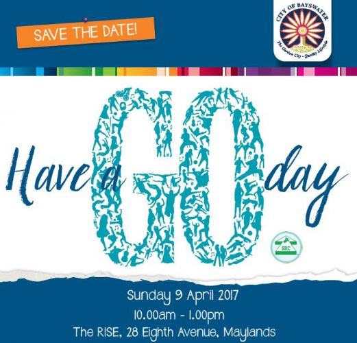 Have a Go Day 2017 on this weekend in Maylands