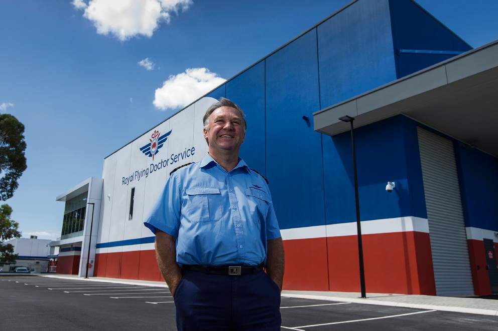 Jandakot hangar takes Royal Flying Doctor Service to new heights