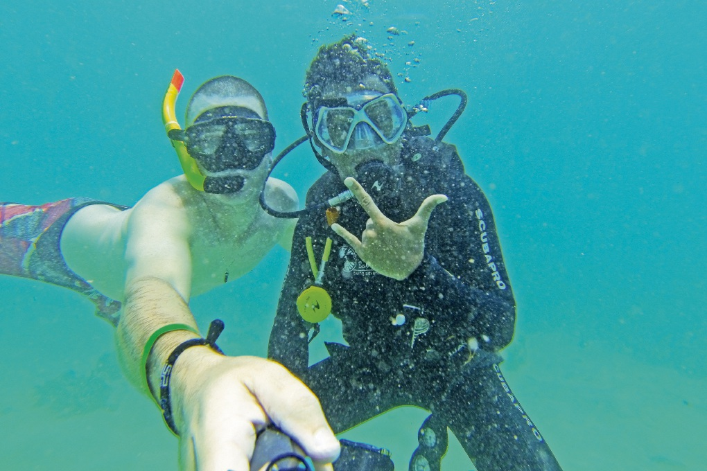 Bali's Aquanaut experience like nothing else on Earth