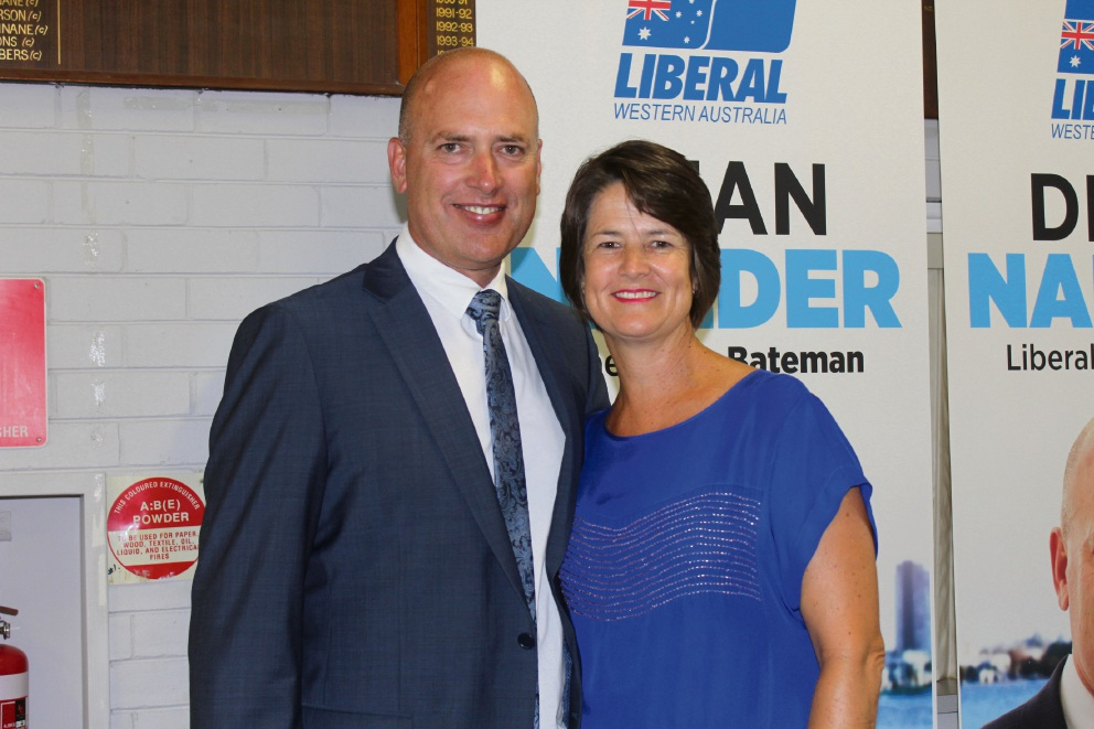 Nalder campaign to focus on environment, planning
