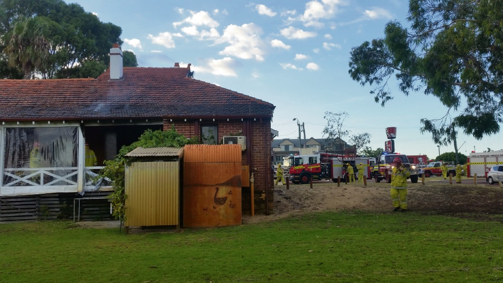 Atwell House fire: Witness tells of quick-thinking passersby who doused flames