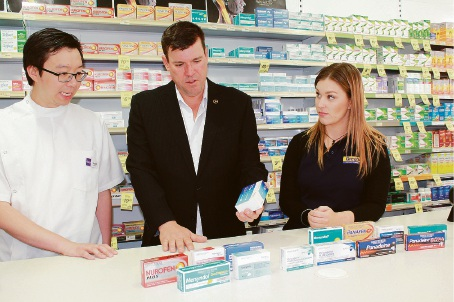 Moves to regulate codeine products welcomed by South Metropolitan MLA