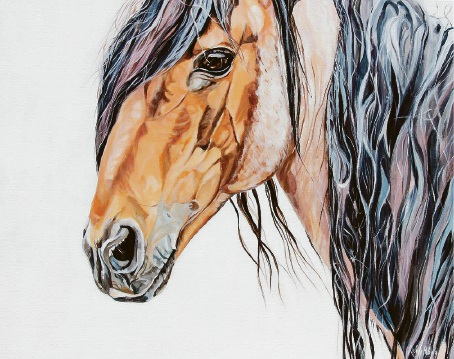 Karrinyup artist gives Homage to the Horse with Outback exhibition
