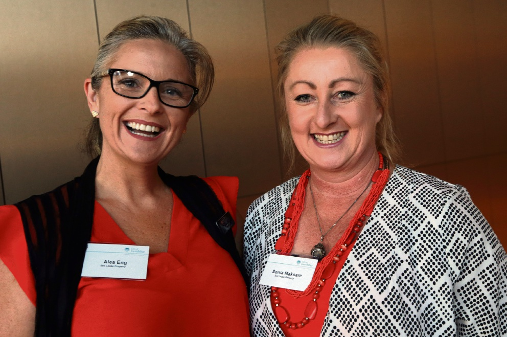 Alea Eng and Sonia Makoare from Sell Lease Property.