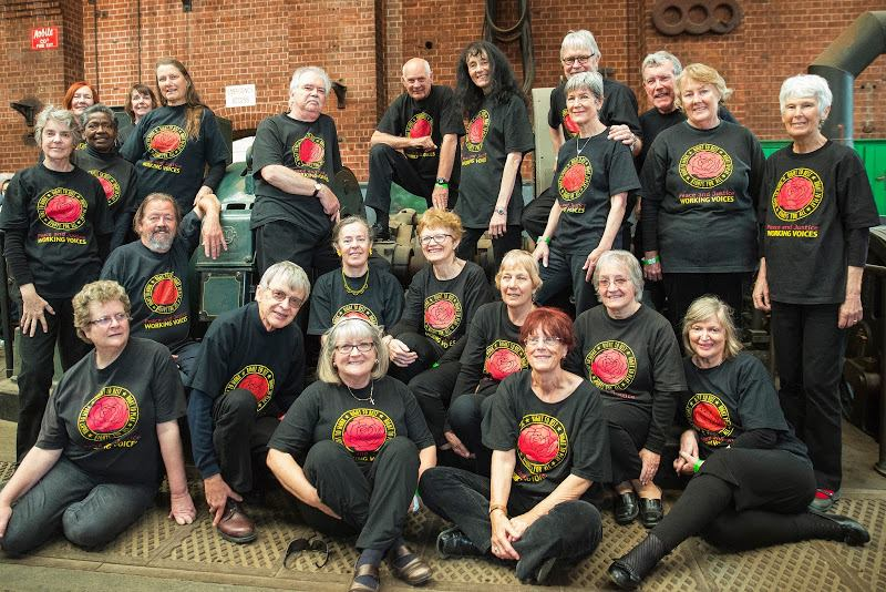 Sing the Issues with the Working Voices Choir