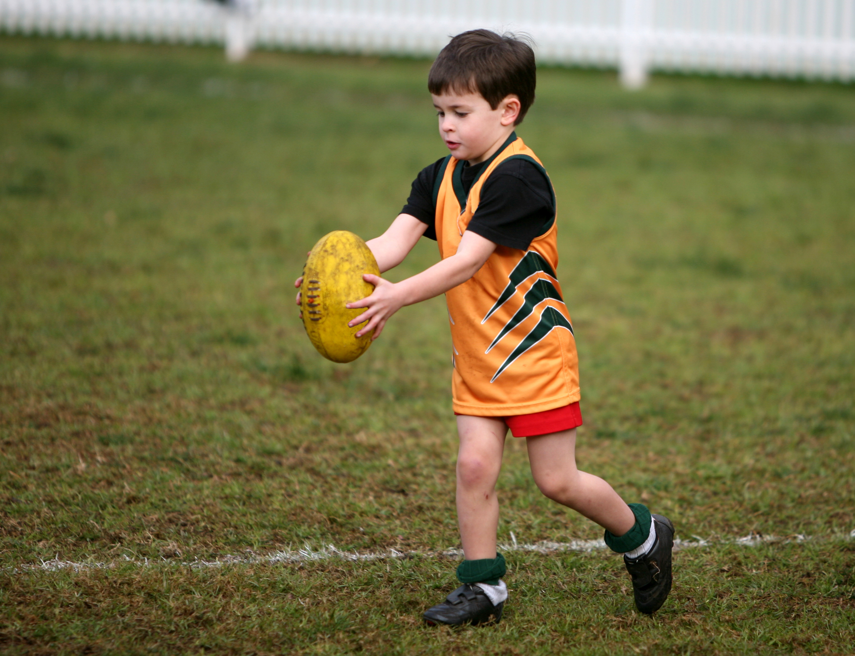 WAFL: dads encouraged to bring kids to footy for the Fathering Project Round