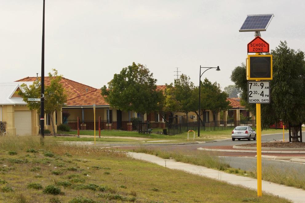 The West Coast Language Centre on Ridgewood Boulevard has closed.
