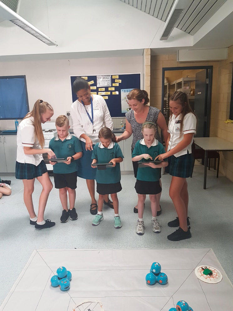 Students get creative with science, maths during STEAM week