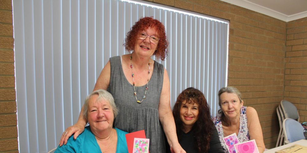 Beginners will be drawn to Friends of Rockingham Arts Community art classes