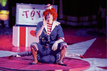 High Wycombe: Circus Joseph Ashton rolling out celebrations for World Circus Day