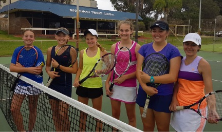 Tennis: Mandurah youngsters claim grand final wins