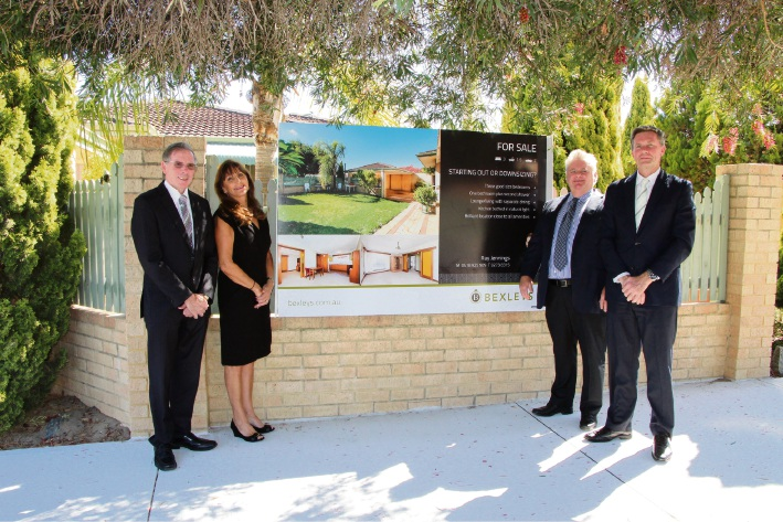 Bexleys Real Estate and Caporn Young rebrand