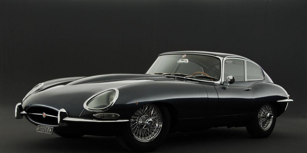 Jaguar E-Type: star back on the road