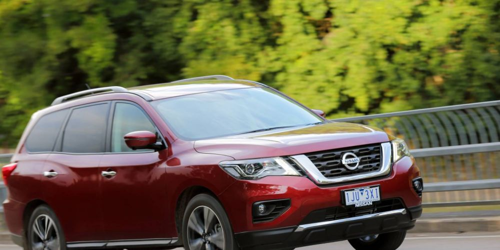 Nissan boosts 2017 Pathfinder
