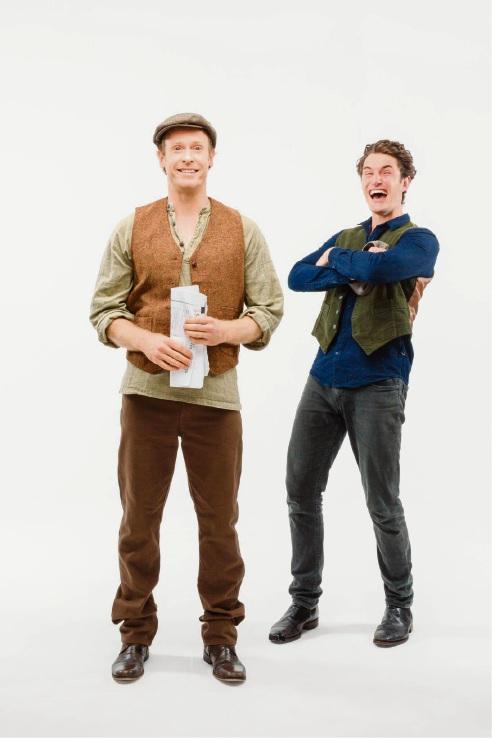 Grant Cartwright and Sean Hawkins.