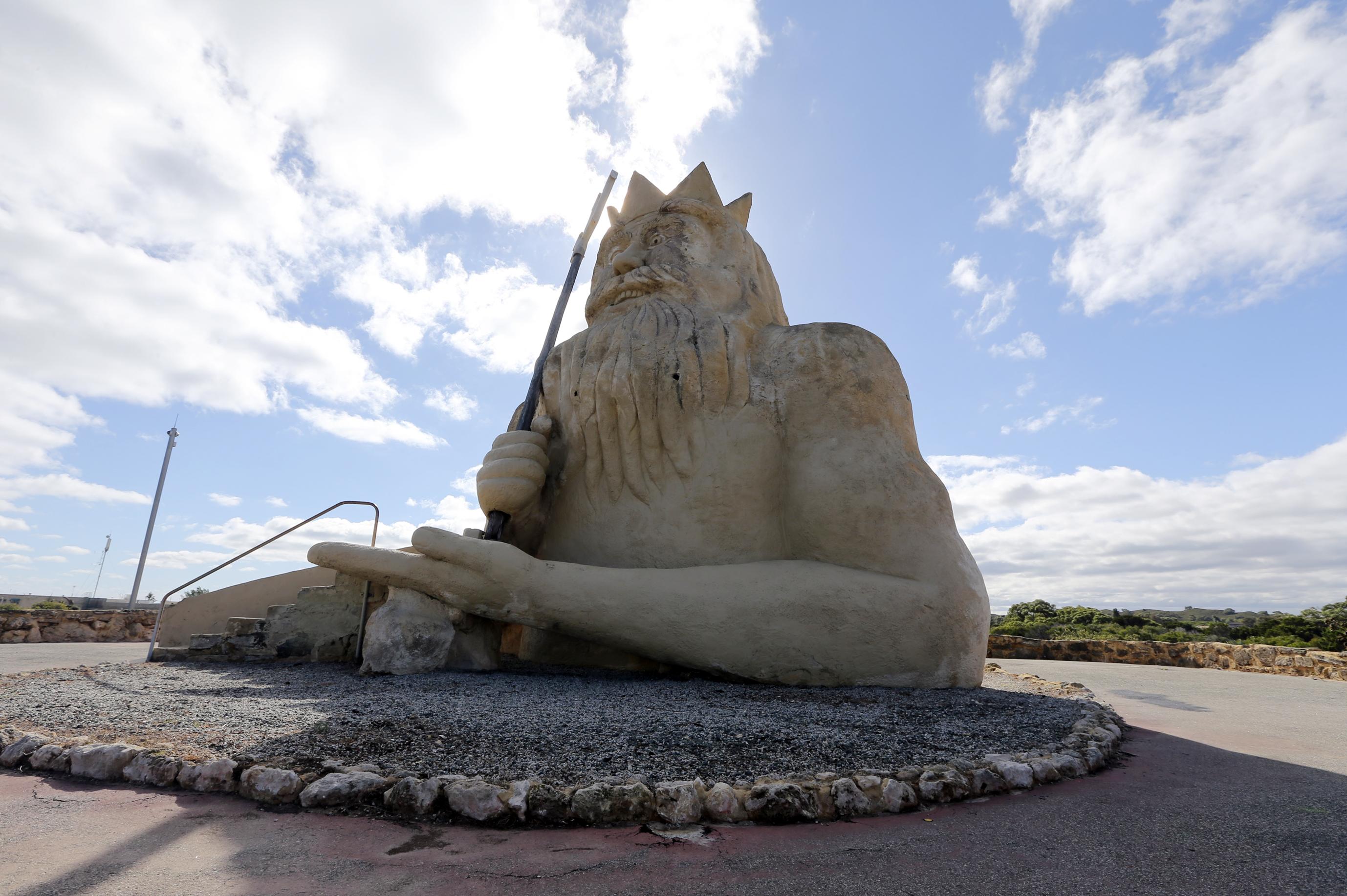 King Neptune.