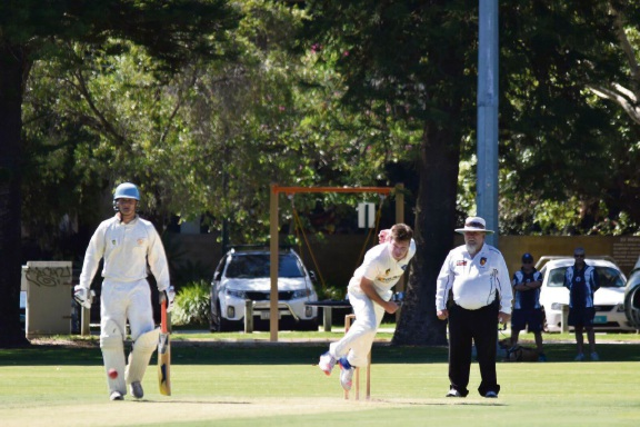 Cricket: Fremantle's Chellew third in Olly Cooley Medal