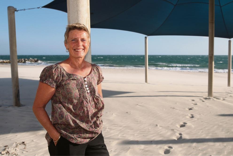 Joanne Lucas. Picture: Martin Kennealey