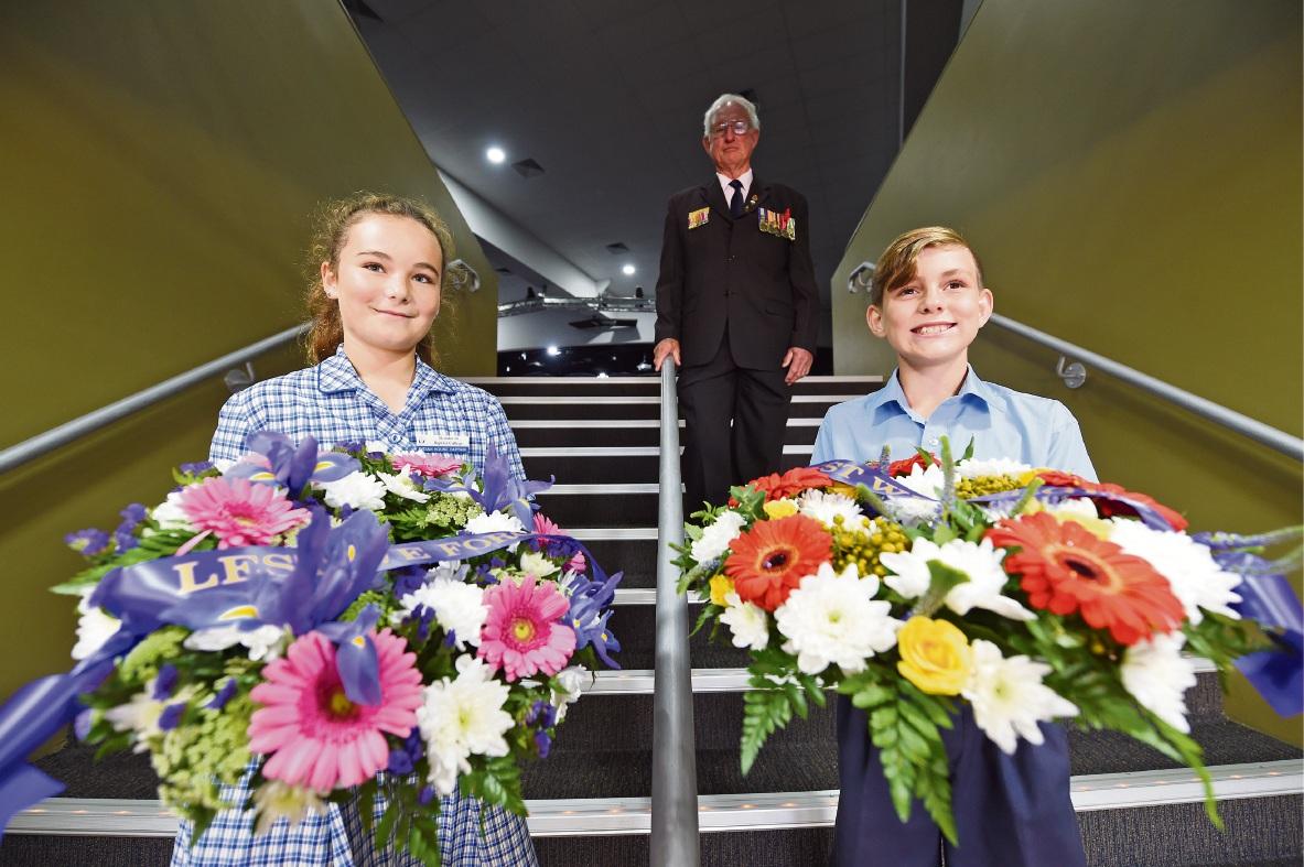 Mandurah schools host Anzac remembrance assemblies