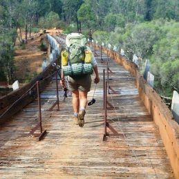 Mum legs it on 1000km Bibbulmun trek