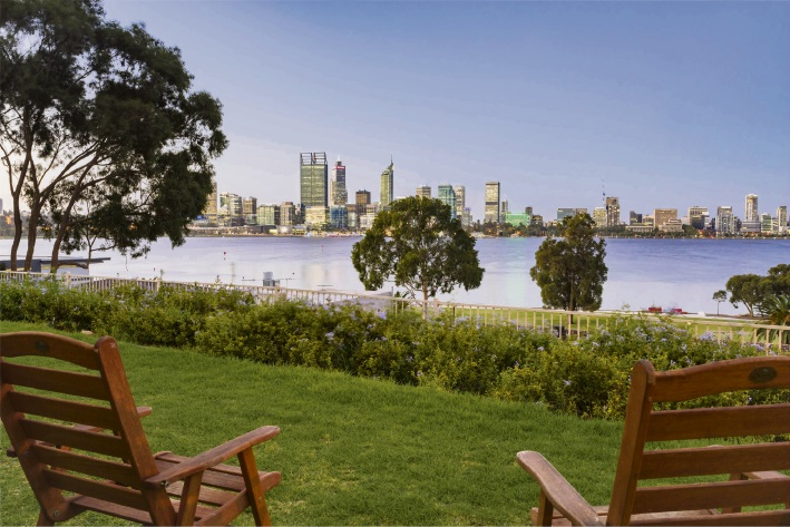 The City of Perth has won a series of design and planning awards recently.