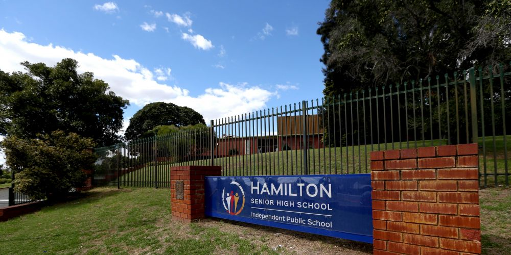Hamilton Senior High School