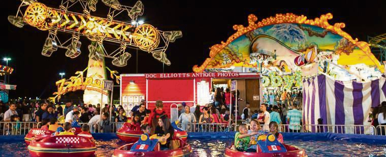 Crazy Fun Carnival arrives in Rockingham in time for Easter