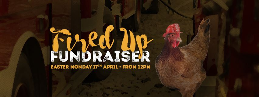 Firefighter fundraiser at The Henley Brook on Easter Monday
