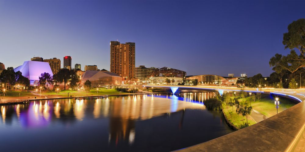 Adelaide is full of surprises. Photo: iStock