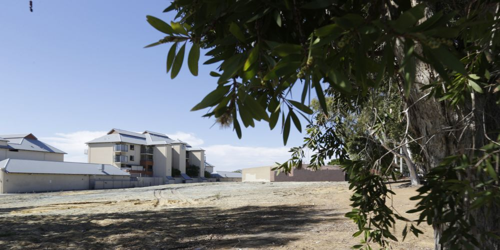 The parcel of land Bunnings is believed to have bought for $13 million. Picture: Andrew Ritchie